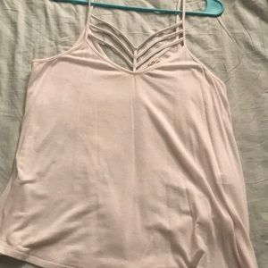 Express strappy top